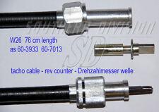 Drehzahlmesserwelle tachocable Triumph 60-3282 60-7013 60-3933 19-9093 60-0578