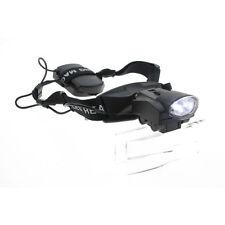 5-Lens Headband Headset Head Lamp Light Jeweler Magnifier Magnifying Glass Loupe