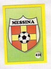 figurina IL GRANDE CALCIO VALLARDI 1992 NUMERO 438 MESSINA SCUDETTO