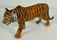 Schleich ORANGE TIGER Big Cat Wildlife Figure 2007 Retired 14369