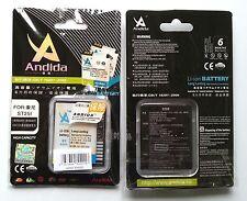 Batteria maggiorata originale ANDIDA 1600mah x Sony Xperia U ST16 Kumquat