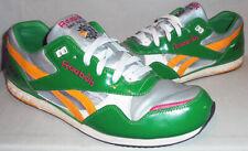 Rare -VOLTRON- REEBOK ERS Racer Men's Green Shoes/Sneakers - Size 11.5