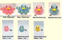 Rubber Duck Baby Bath Toy Variety Size and Colors For Baby Shower Party Favors