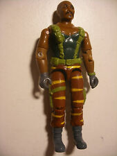 Hasbro G.I.joe GI joe ORIGINAL vintage 1988 figure Tiger Force ROADBLOCK GIjoe