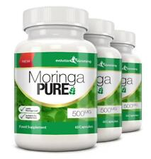 Moringa PUR 500mg Organique santé CAPSULES 180 capsules Evolution SLIMMING