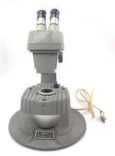 Gia Gemolite Mark V Microscope Bausch Amp Lomb Binocular Head