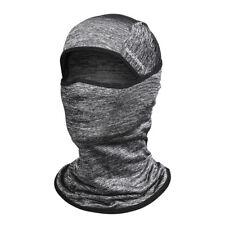 ROCKBROS Outdoor Sports Ice Silk Headgear Cap Cycling Headband Gray One Size