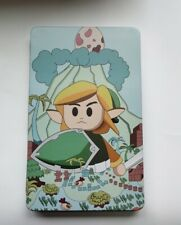 NS Legend of Zelda Link Awakening custom case Steelbook for Switch Game Card