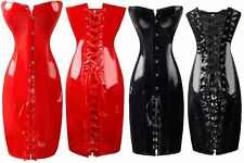 Unbranded Faux Leather Basques & Corsets for Women