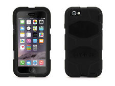 Griffin Case for iPhone 6 6s Survivor All Terrain Genuine Belt Clip Blck GB38903