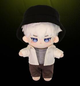 Link Click Shiguang Daili Ren Cheng Xiaoshi Lu Guang Plush 20cm Doll Clothes