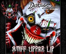 YAMAHA FZR WAVERUNNER GX1800 2009-16 JETSKI HOOD DECALS WRAP 'STIFF UPPER LIP'
