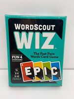 Countdown Wiz Wordscout Wiz Card Games Educational Families Play Forever
