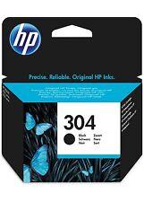 Original HP 304 Tintenpatrone Schwarz (N9K06AE) Für Deskjet 2620 2630 2632 2633