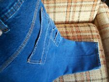 Key Mens Size 44x28 (Actual 42x27) Carpenter Jeans 100% Cotton