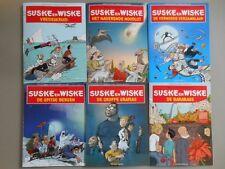 Suske en Wiske. SOS Kinderdorpen. 6 delen. 2015