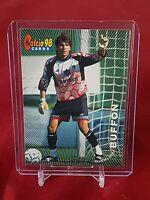 Gianluigi Buffon Parma Juventus Calcio 98 Panini Card