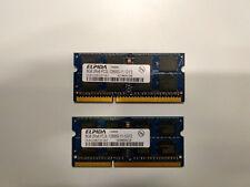 Barettes mémoire DDR3 16 GB (2 x 8 GB) PC3L 12800S
