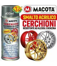 MACOTA SMALTO SPECIALE CERCHIONI VERNICE SPRAY 400ML ACRILICO ANTIGRAFFIO TUNING