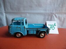 Corgi 409 Forward Control Jeep FC-150 Light Blue SPUN HUBS Collectible Toy Car