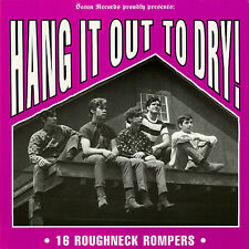 V/A 'Hang It Out to Dry' Vinyl LP Original 1994 Riptides Castaways Mods Stitches