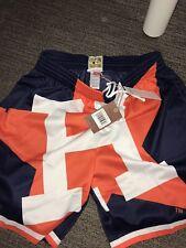 Houston Astros Big Face Mitchell & Ness Swingman Shorts XL