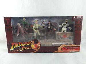 Indiana Jones Last Crusade  Tank Showdown Action Figures Set