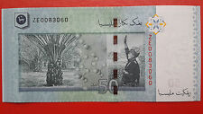 12th Series Malaysia Zeti RM50 Replacement Note ( ZE0083060 ) - UNC