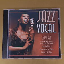JAZZ VOCAL - FG202 - 2003 MCPS - OTTIMO CD [AR-135]