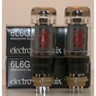ELECTRO-HARMONIX 6L6GC Matched Pair - Tubes for sale