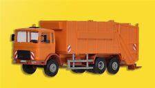 Kibri 15009 Man Vehículo Prensador de Basura, Kit Construcción, H0