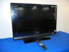 "New listing Sony Bravia 26"" Flat Screen T.V. w/Remote - No Shipping! Lot 34C"