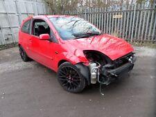 Ford Fiesta mk6 RED 1.6 ZETEC S ST TDCI  BREAKING SPARE side repeater DIESEL
