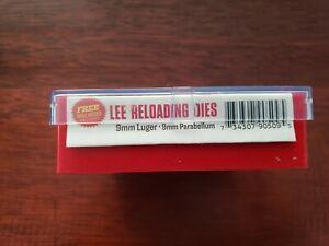 Lee 9mm carbide die set BNIB
