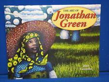 NEW 2016 The Art of Jonathan Green Calendar Sealed Prints Gullah South Carolina