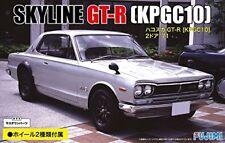 Fujimi ID33 Skyline GT-R KPGC10 2 Door '71 Plastic Model Kit from Japan NEW