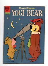 Yogi Bear #9, 1962, Dell, last Dell issue