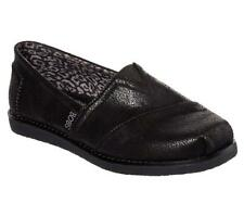 31949 Bobs Gypsy Black Skechers Flats