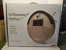 BOBSWEEP  PetHair Robot Vacuum Cleaner and Mop  Champagne