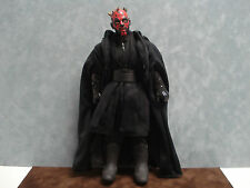 "STAR WARS VINTAGE DARTH MAUL ACTION FIGURE 12"" TALL"