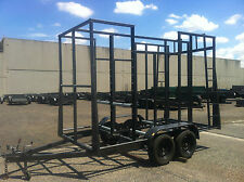 Pipe Rolling Trailer (Made To Order Only)