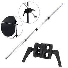 Bras Télescopique Support Reflecteur Fond DynaSun H2258 pour Studio Photo Video