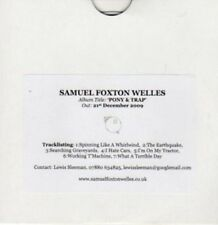 (BC522) Samuel Foxton Welles, Pony & Trap - DJ CD