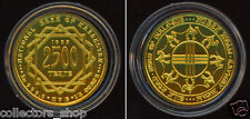 KAZAKHSTAN: 1995 Gold coin  2500 tenge*SILK ROAD•CAMELS *1/4 Oz PURE GOLD 999