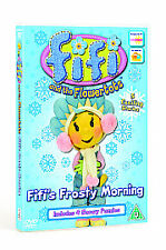 FIFI AND THE FLOWERTOTS - FIFI'S FROSTY MORNING NEW REGION 2 DVD
