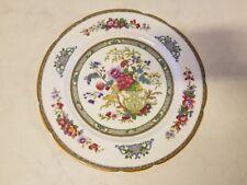 Paragon Fine China England Tree of Kashmir Scalloped Plate