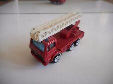 Siku Mercedes Fire Truck in Red