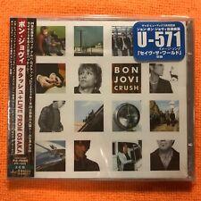 BON JOVI Crush + Live From Osaka JAPAN 2CDs UICM-1005/6 NEW Sealed