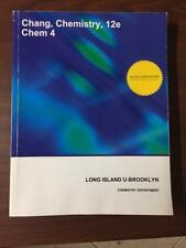 Chang, Chemistry, 12e Chem 4 Long Island University Chemistry Department
