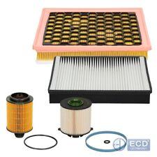 Filterset Inspektionspaket 4 Teilig Opel Insignia A Kombi SAAB 2.0 CDTI